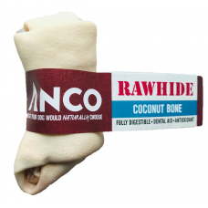 Anco Coconut Rawhide Bone Small