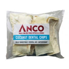 Anco Coconut Rawhide Chips 300g