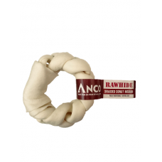 Anco Rawhide Braided Donut Medium