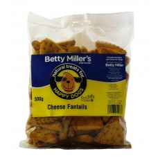 Betty Miller Cheese Fantails